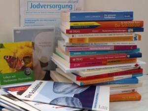 Bücher und Broschüren zum Thema Schilddrüse