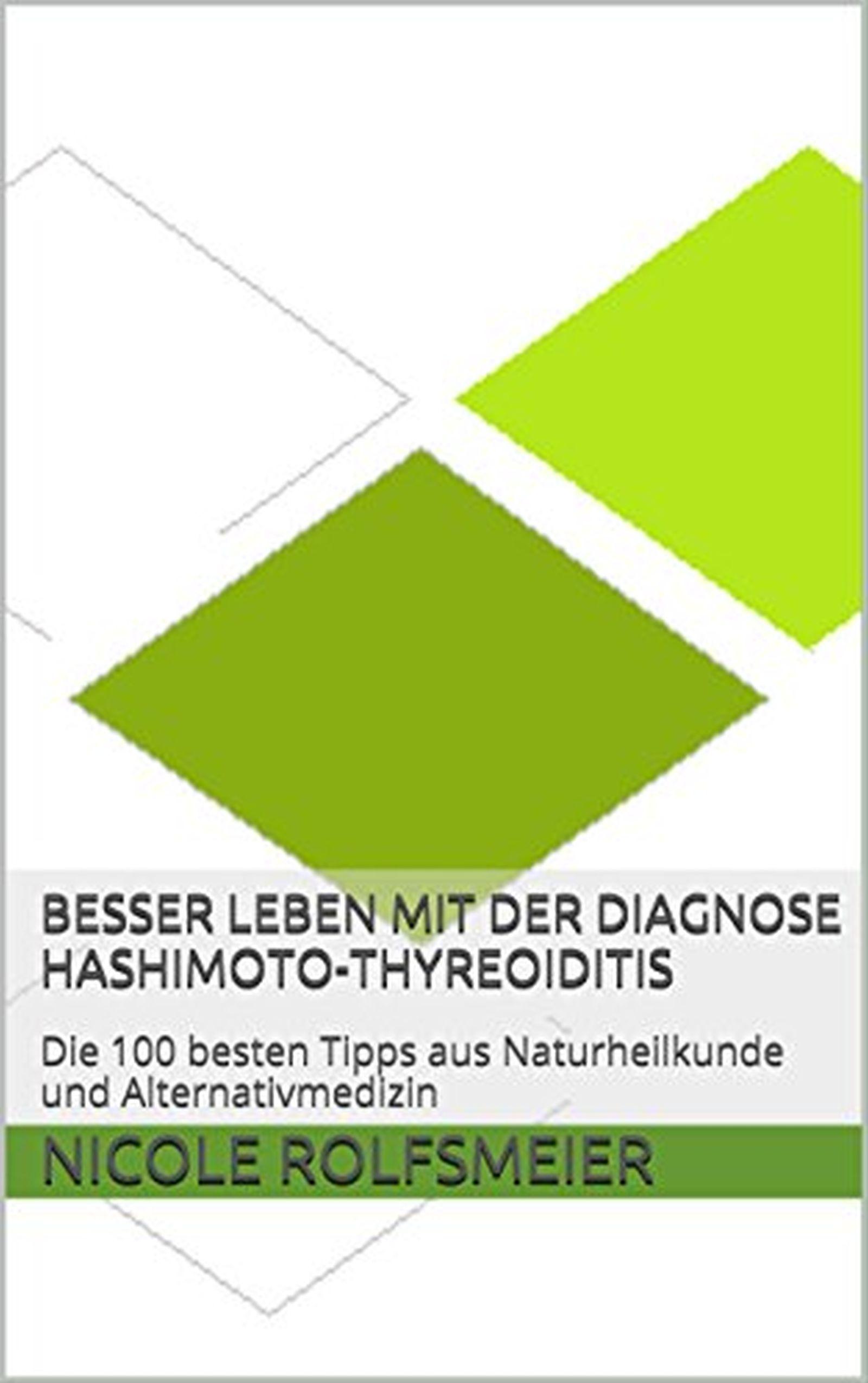 Cover E-Book Besser leben mit der Diagnose Hashimoto-Thyreoiditis