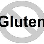 Gluten Verbotsschild